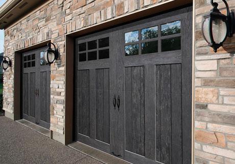 New Garage Doors   Broken Garage Door Spring Repair!