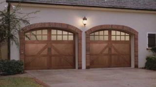 Brand New Garage Door